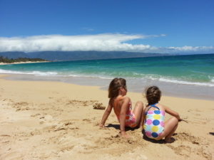 Maui. With my loves.