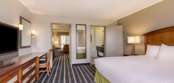 Why Embassy Suites Has Become Our Home Away From Home